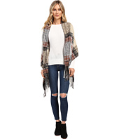 Echo Design - Lofty Plaid Wrap