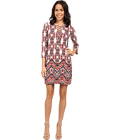 Jessica Simpson - Printed Boho Dress JS6D8700