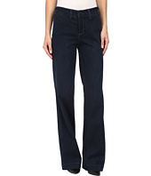 NYDJ - Addison Wide Leg Jeans in Verdun Wash