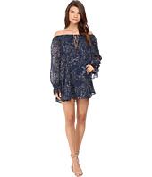 The Jetset Diaries - Mediterranean Mini Dress
