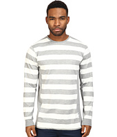 Publish - Jed - Premium Striped Knit on Long Sleeve Tee