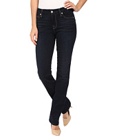 7 For All Mankind - Kimmie Straight in Dark Dusk Indigo