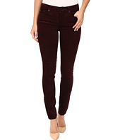 7 For All Mankind - The Skinny Cord in Merlot