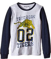 True Religion Kids - Varsity Tiger Long Sleeve T-Shirt (Toddler/Little Kids)