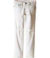 True Religion Kids - Fashion Geno Single End Jeans in Raw Grey (Big Kids)