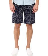 Vintage 1946 - Reversible Batik Shorts