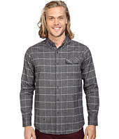 VISSLA - Carpenteria Long Sleeve Plaid Flannel