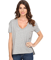 Alternative - Organic Pima Boxy V-Neck