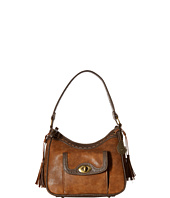 American West - Guns And Roses Zip Top Shoulder Bag