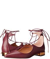 Massimo Matteo - Lace-Up Flat