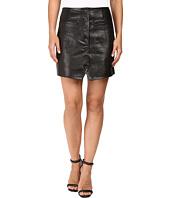 Rachel Zoe - Ciara Leather Skirt