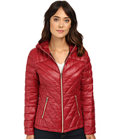 Jessica Simpson - Hooded Packable Jacket