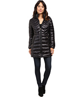 Jessica Simpson - Long Packable Jacket with Hood