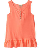 Lucky Brand Kids - Dolly Henley Tank Top (Big Kids)