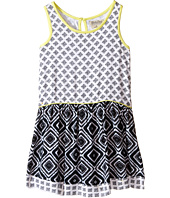 Lucky Brand Kids - Mixed Print Dress (Little Kids)
