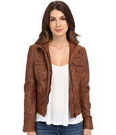 Lucky Brand - Derby Leather Jacket
