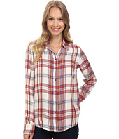 Lucky Brand - Bungalow Plaid Top