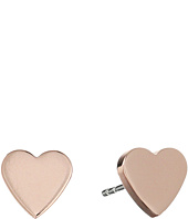 Fossil - Heart Studs Earrings