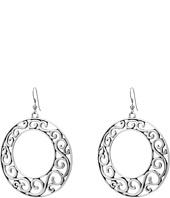 M&F Western - Filigree Hoop Earrings