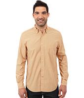 Nautica - Long Sleeve Mini Plaid Shirt w/ Pocket