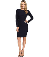 KUT from the Kloth - Long Sleeve Pleated Waist Dress