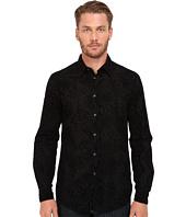 Just Cavalli - Regular Fit Reptile Print Shirt