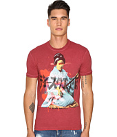DSQUARED2 - Chic Dan Fit Punk Manga Gang T-Shirt