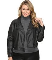 Lysse - Plus Size Belfast Jacket