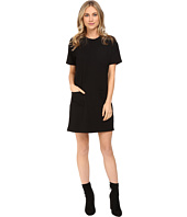 Culture Phit - Bellana Short Sleeve Waffle Dress with Pockets