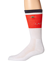 Lacoste - Sport Compression Crew Sock