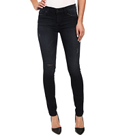 Hudson - Nico Mid-Rise Skinny Distressed Black in Hardlines 2