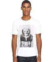 The Kooples - Sport Hooded Skull Print T-Shirt