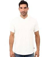 Threads 4 Thought - Moody Short Sleeve Slub Hoodie