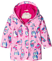 Hatley Kids - Happy Owls Raincoat (Toddler/Little Kids/Big Kids)