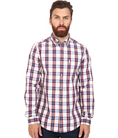 Ben Sherman - Long Sleeve Marl Dobby Poplin Check Woven