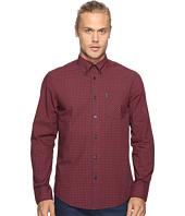 Ben Sherman - Long Sleeve Gingham Woven Shirt