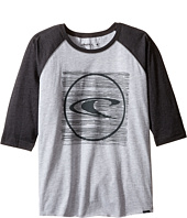 O'Neill Kids - Lines Raglan Tee (Big Kids)