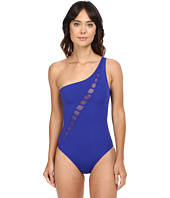 Bleu Rod Beattie - Meshing Around Asymmetrical Mio One-Piece w/ Removable Cups