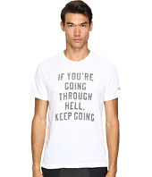 Todd Snyder + Champion - Going Through Hell Tee