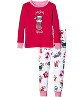 Hatley Kids - Santa Paws Pajama Set (Toddler/Little Kids/Big Kids)