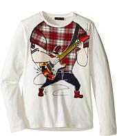 Junior Gaultier - Guitarist No Head Tee Shirt (Big Kids)
