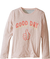 Stella McCartney Kids - Coby Good Day/Bad Bay Reversible T-Shirt (Toddler/Little Kids/Big Kids)