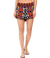 Trina Turk - Africana Shorts Cover-Up