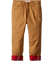 Hatley Kids - Khakis with Flanel Lined Cuff (Toddler/Little Kids/Big Kids)