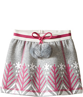 Hatley Kids - Bonded Sherpa Pom Pom Skirt (Toddler/Little Kids/Big Kids)