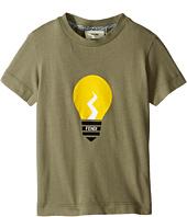 Fendi Kids - Short Sleeve Graphic T-Shirt (Toddler)
