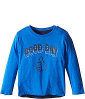 Stella McCartney Kids - Coby Reversible Good Day/Bad Day T-Shirt (Toddler/Little Kids/Big Kids)