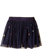 Stella McCartney Kids - Honey Star Print Tulle Skirt (Toddler/Little Kids/Big Kids)