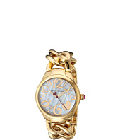 Betsey Johnson - BJ00297-12 - Gold Link