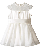 Armani Junior - Tulle Cap Sleeve Dress (Infant)